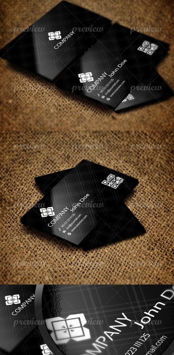 Jabbi V34 Blackbox Business Card