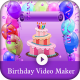 Birthday Video Maker With Music - Android App + Facebook Integration