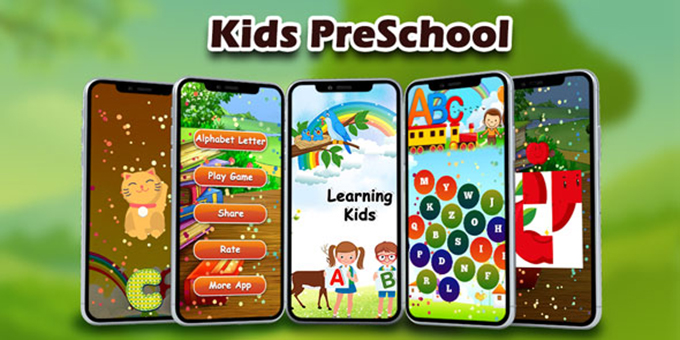ABC PreSchool Kids : Alphabet for Kids ABC Learning - Android Game