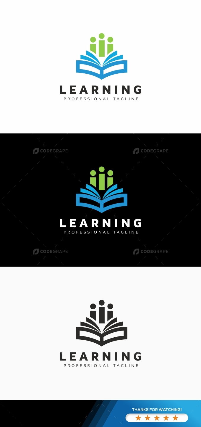Learning Education Logo