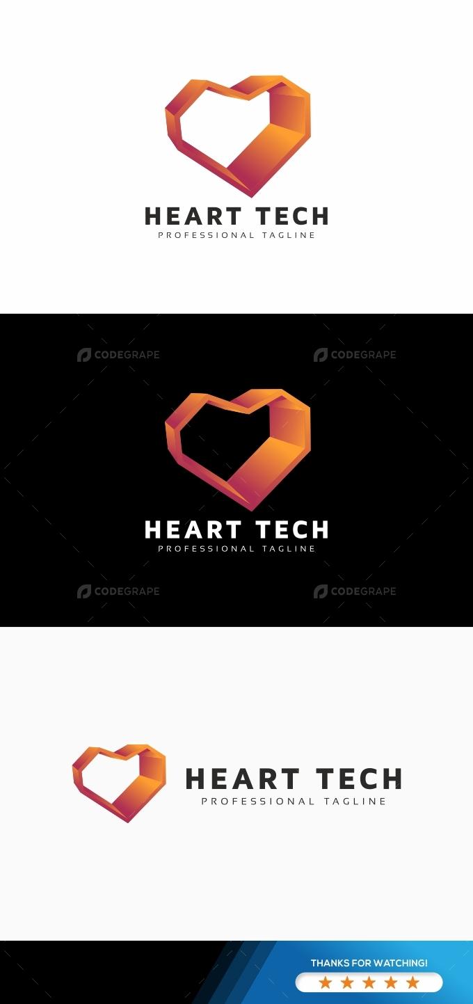Heart Tech Logo