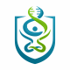Health DNA Human Logo