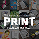 Royal Print Templates Bundle with 160 Items - Only $39