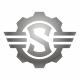 Service Auto S Letter Logo