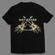 Rockstar T-Shirt Design.