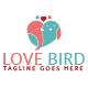 Love Birds Logo
