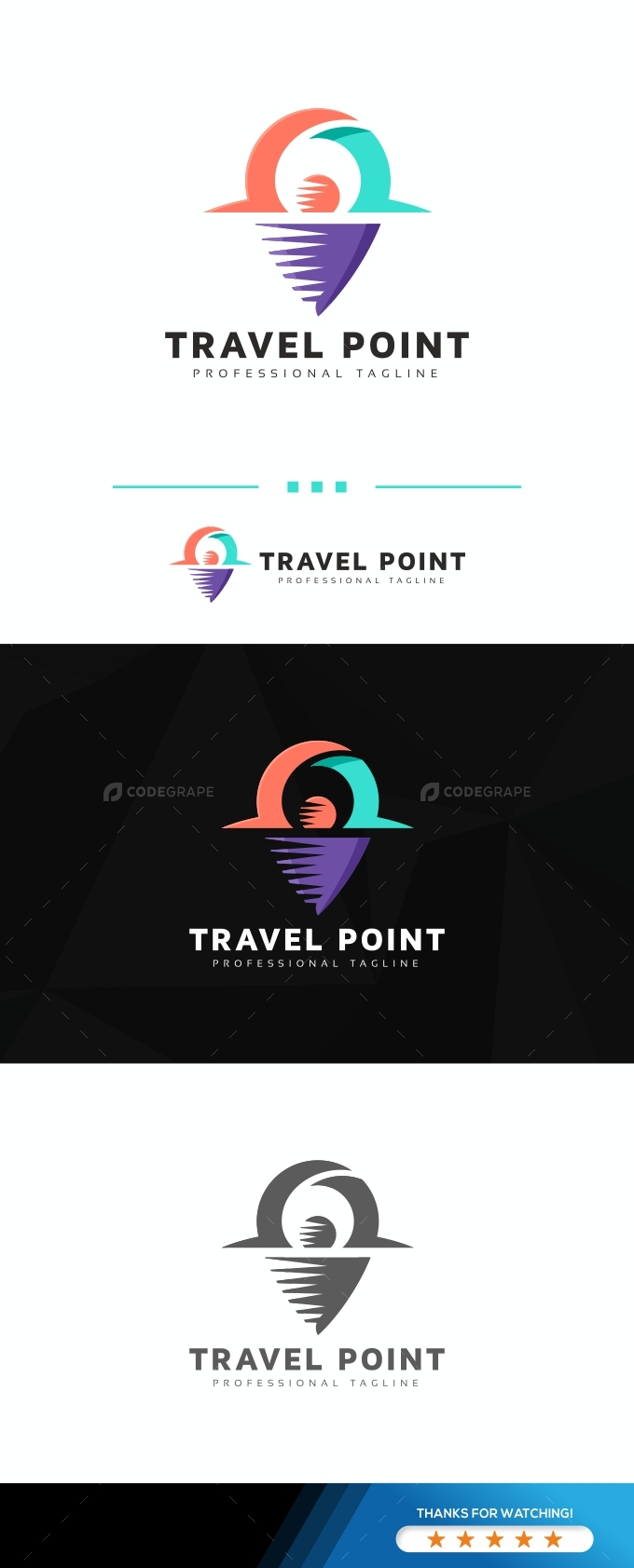Travel Point Logo