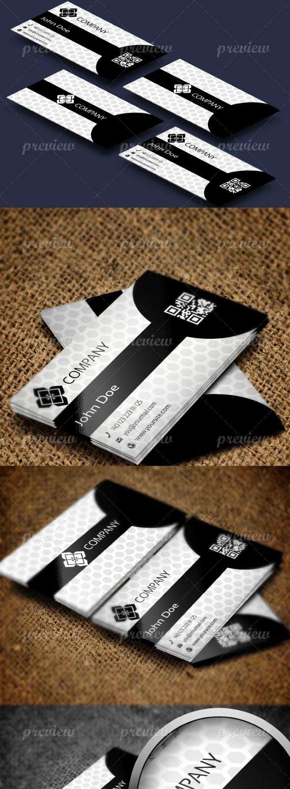 Jabbi35 Honey Business Card