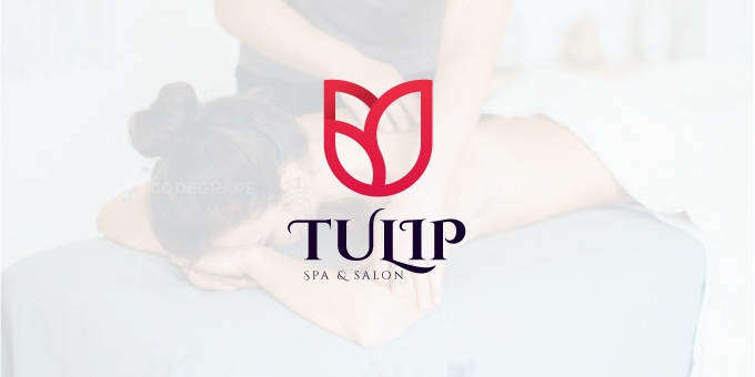 Tulip Spa Logo