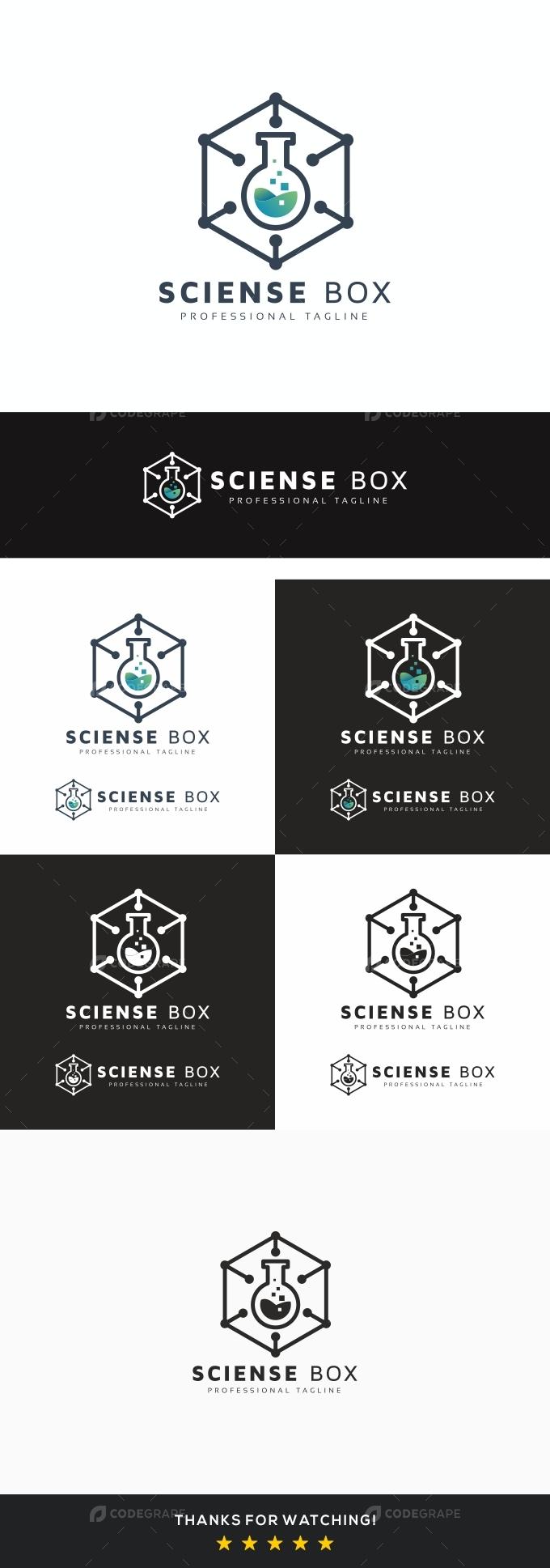 Sciense Lab Logo
