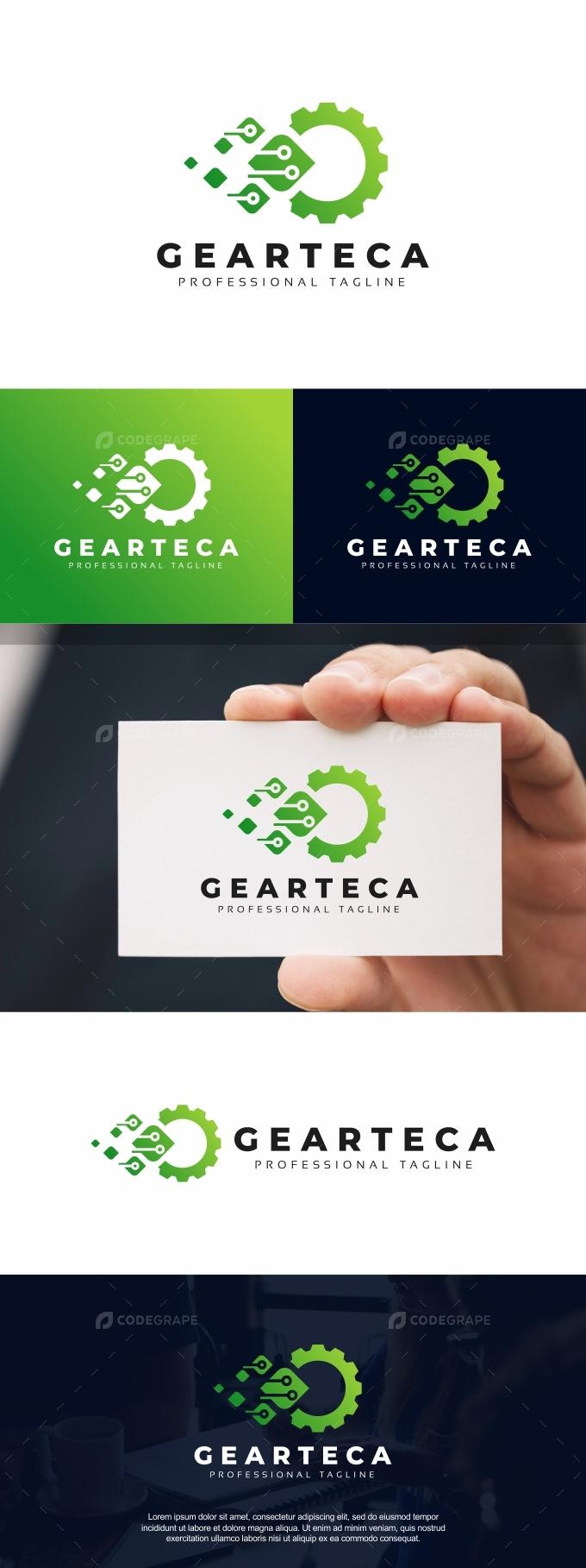 Gear Tech Logo