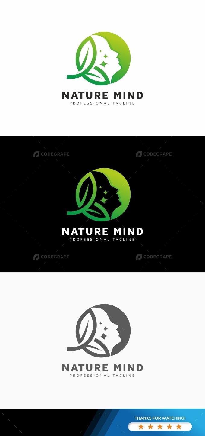 Human Nature Mind Logo