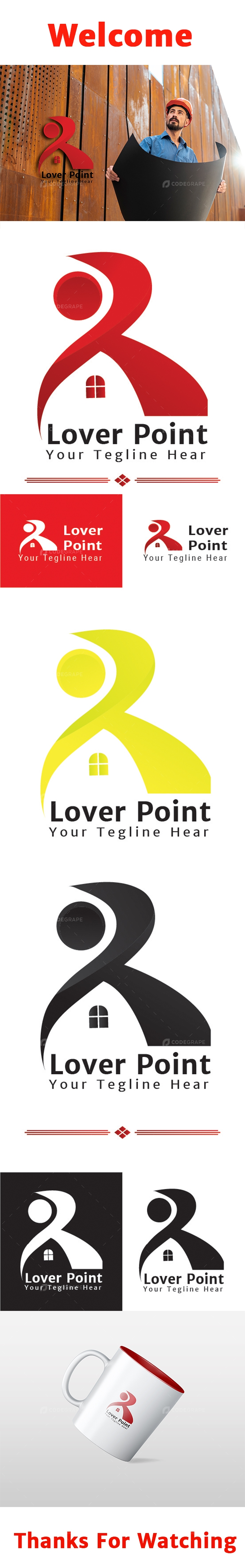 Lover Point Logo