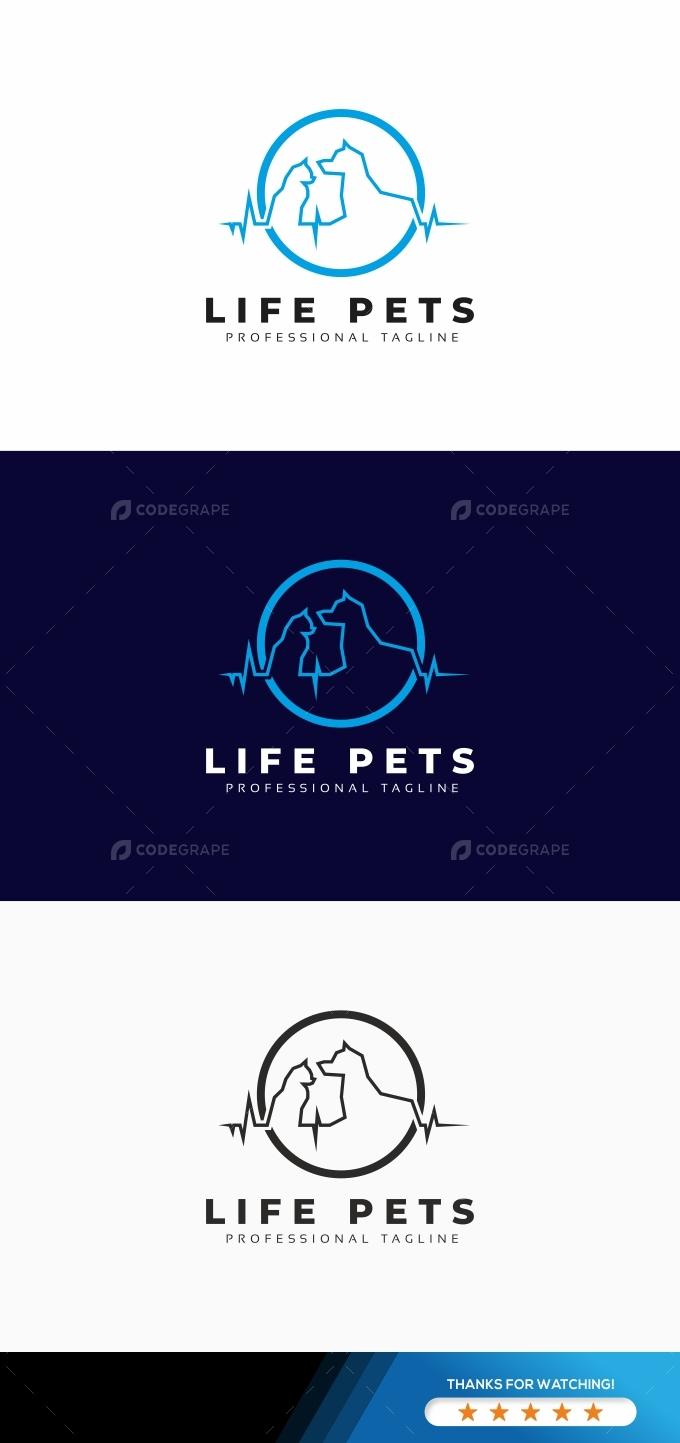 Life Pets Logo