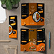 Restaurants Tri-Folded Brochure