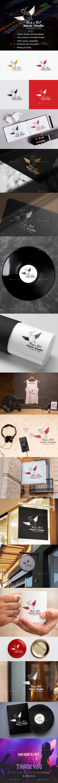 ROCK & Roll Music Studio Logo