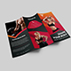 Gym Brochure Design