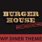 Burgerhouse - responsive WordPress Restaurant Theme
