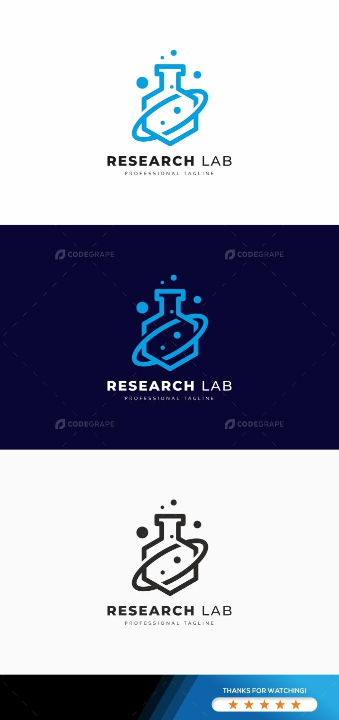 Research Lab Logo