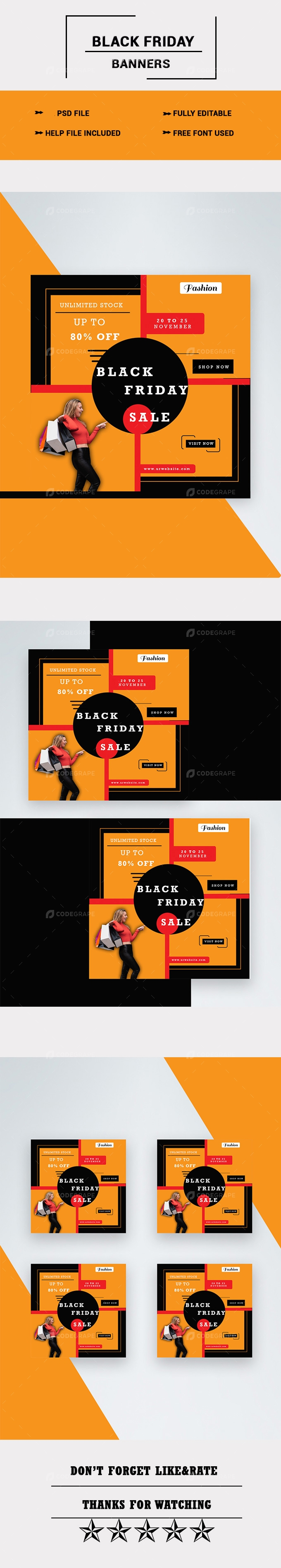 Black Friday Sale Banner(01)