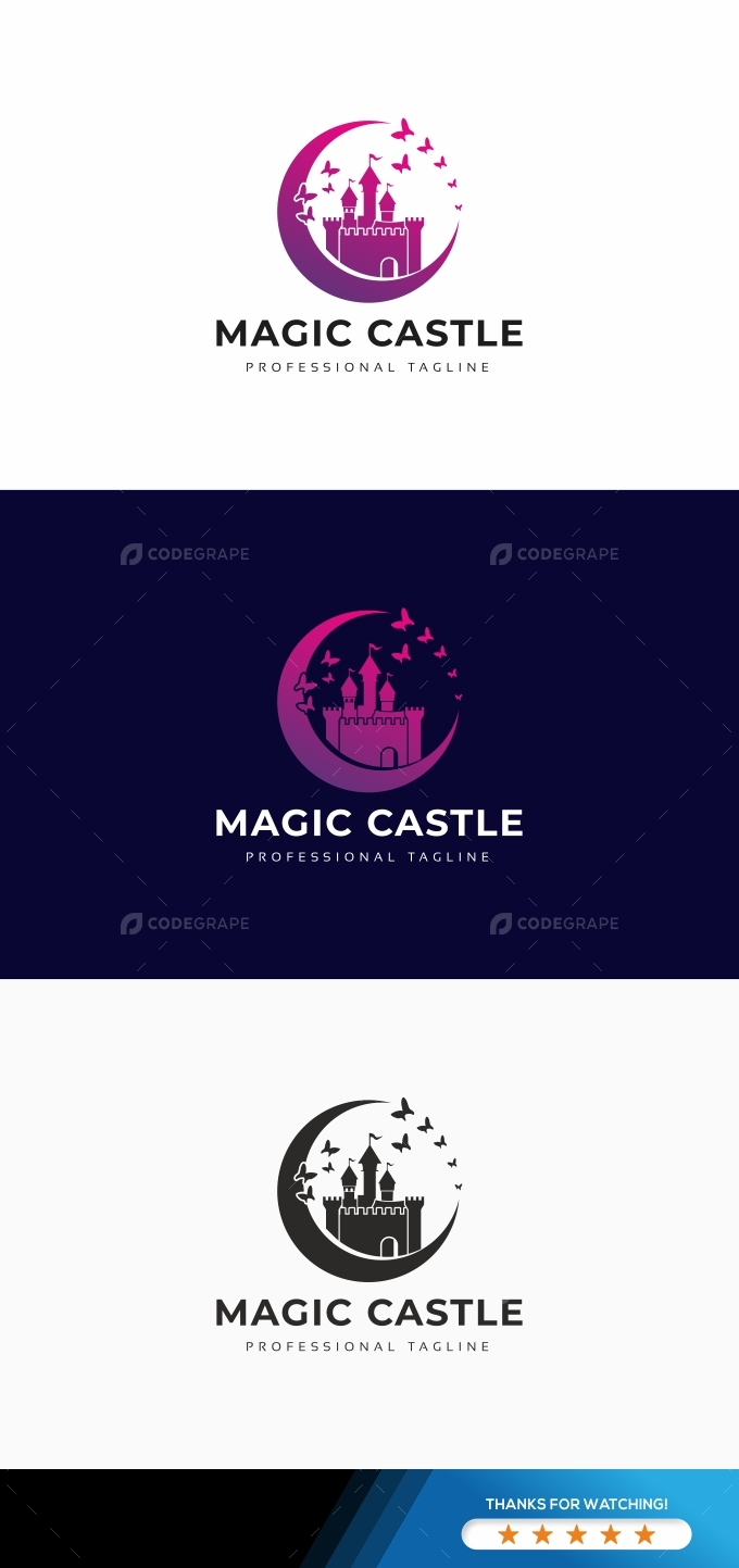 Magic Castle Logo