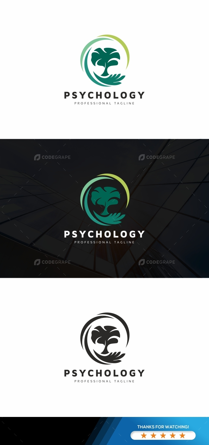 Psychology Mind Logo