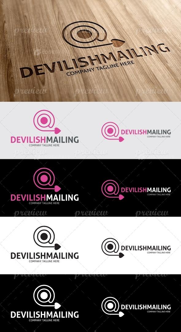 Devilish Mailing Logo