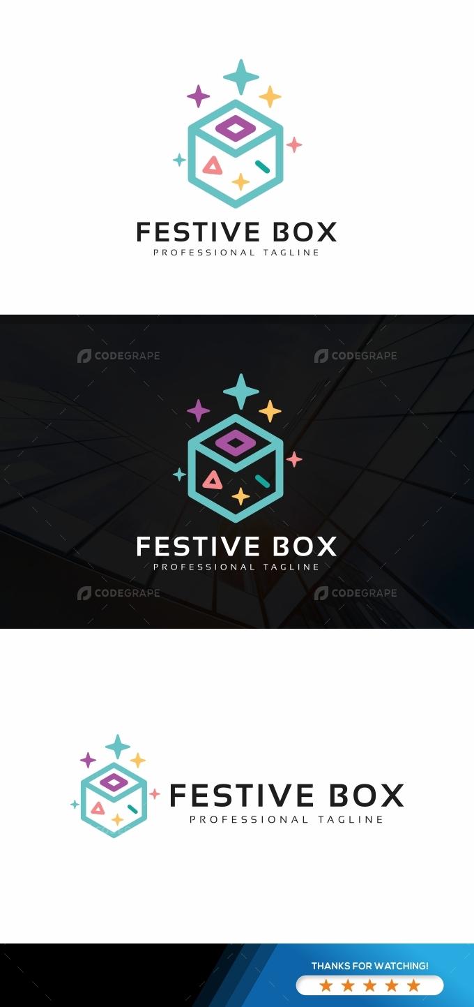 Festive Box Logo