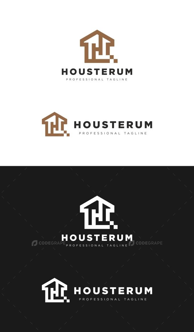 House H Letter Logo