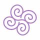 Floral Spiral Logo