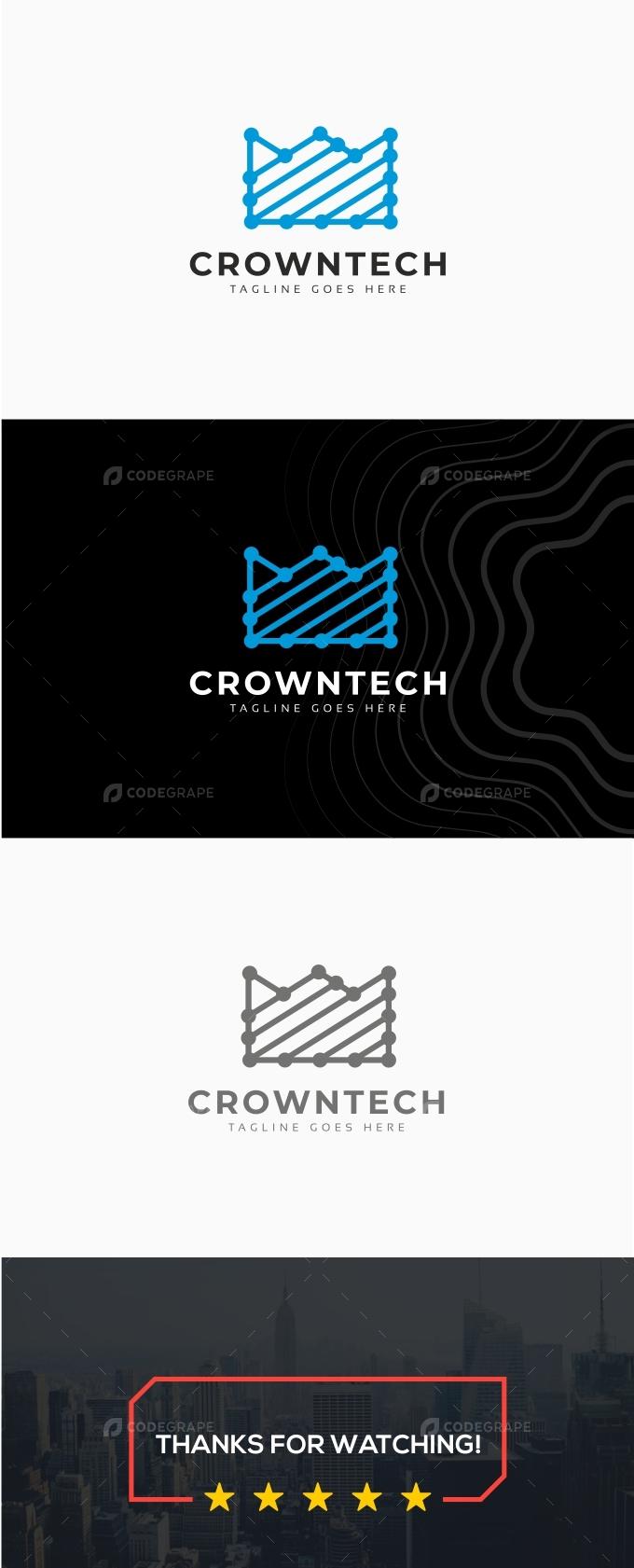 Crown Tech Logo