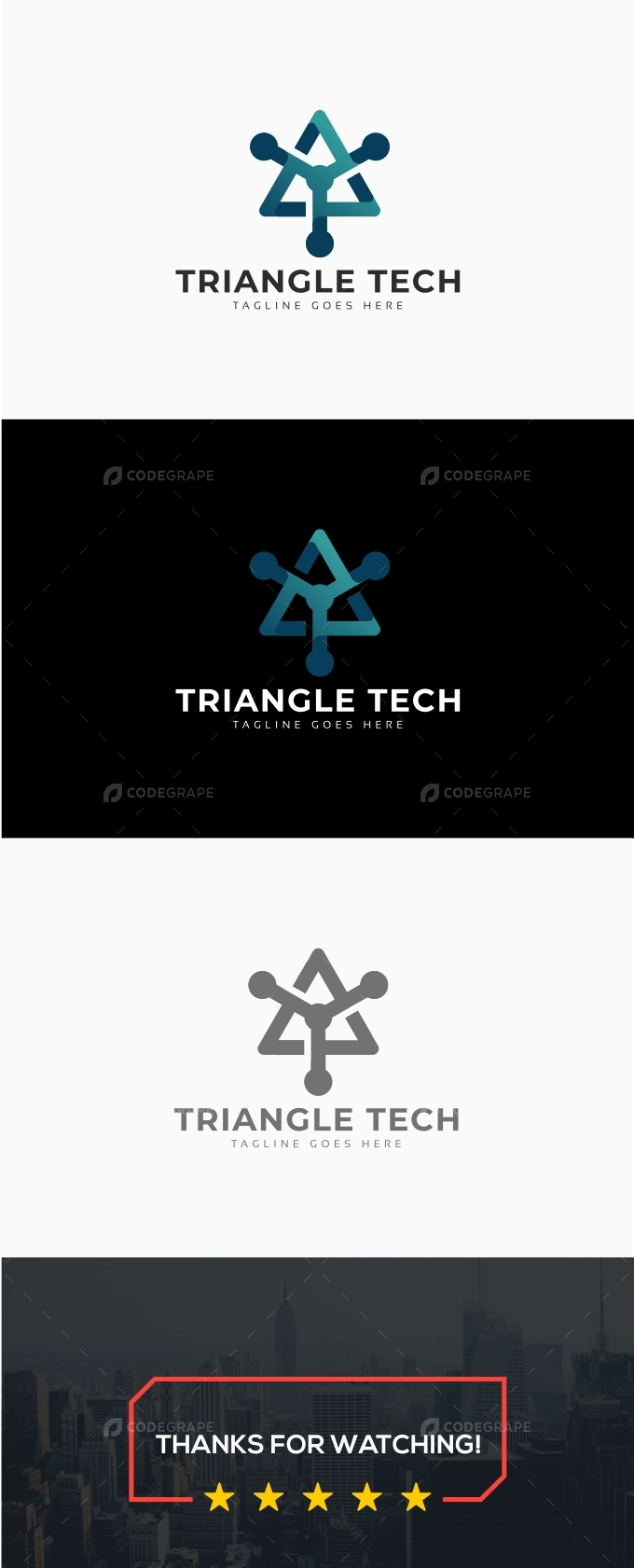 Triangle Tech Logo