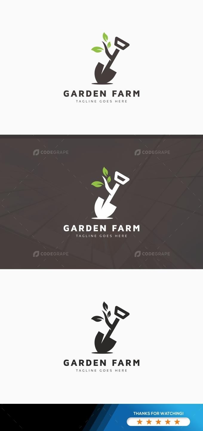Garden Farm Logo