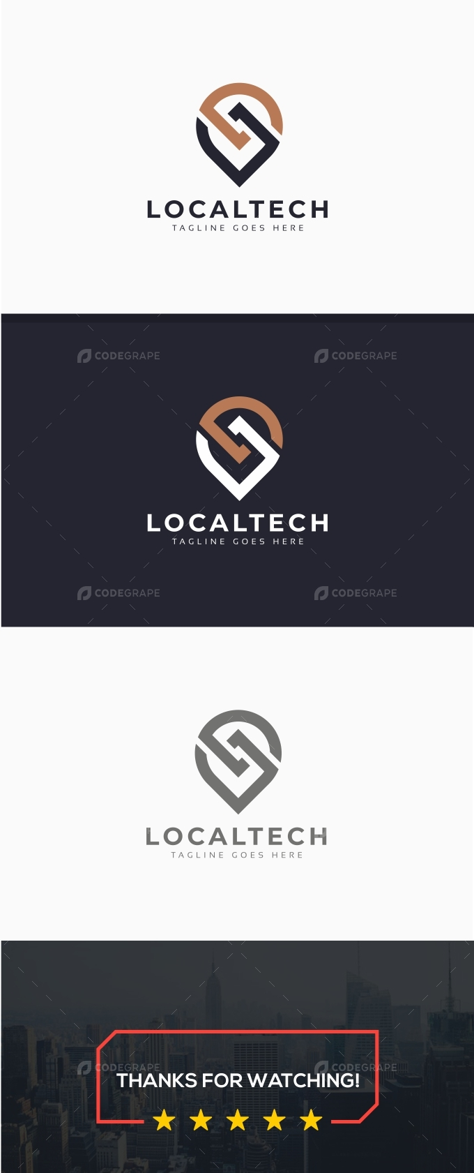 Infinity Location Logo
