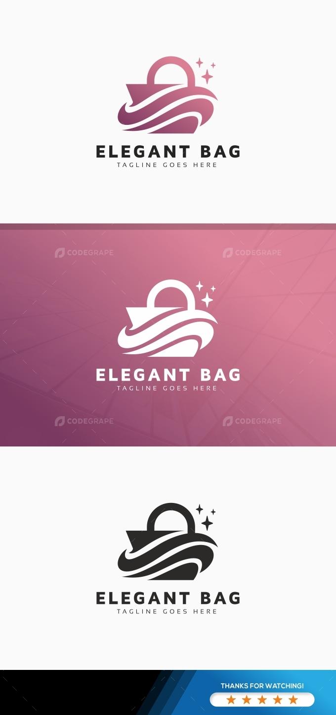 Elegant Bag Logo