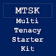 Laravel Multi Tenancy Starter Kit