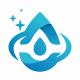 Aqua Drop Logo