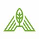 Agroterra A Letter Logo