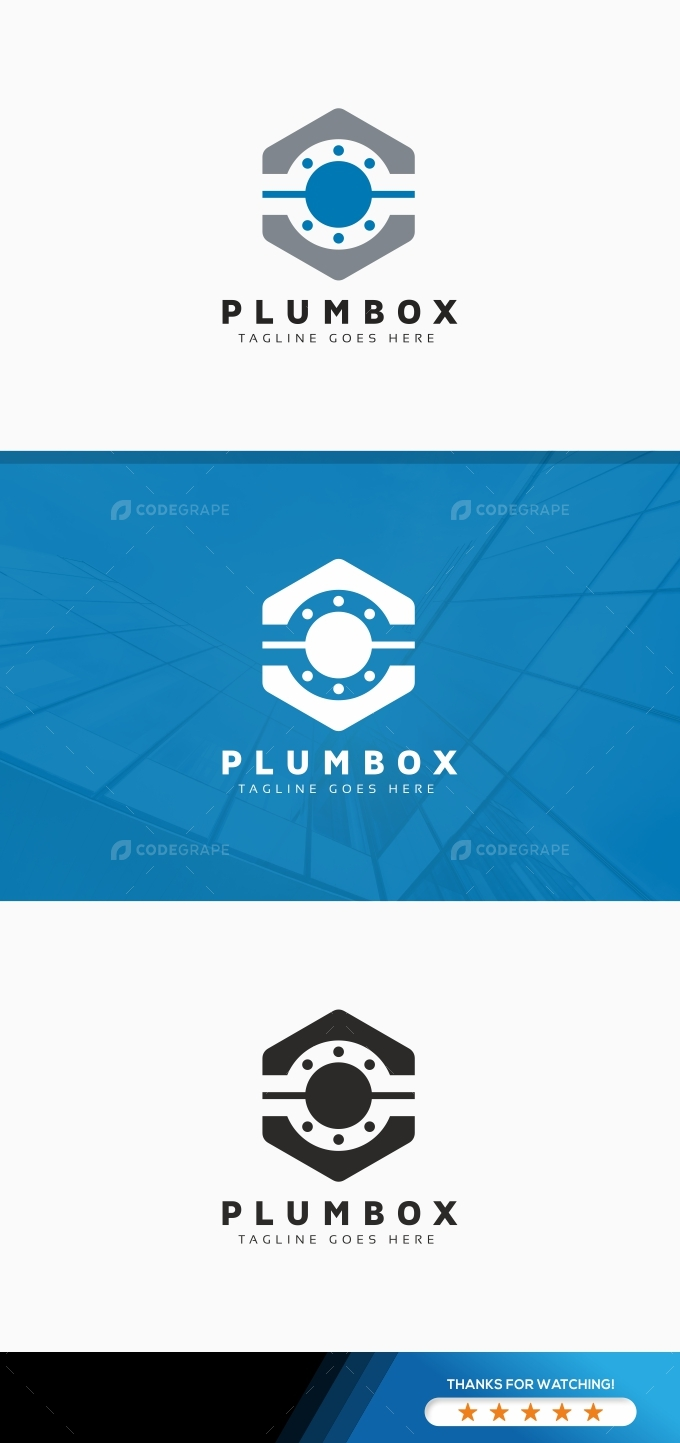 Plumbing Box Logo