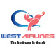 West Airlines Logo