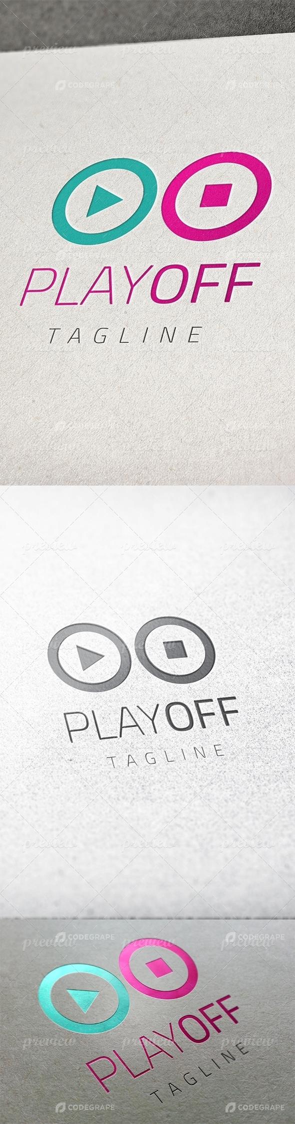 Playoff Logo
