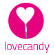 Love Candy Logo