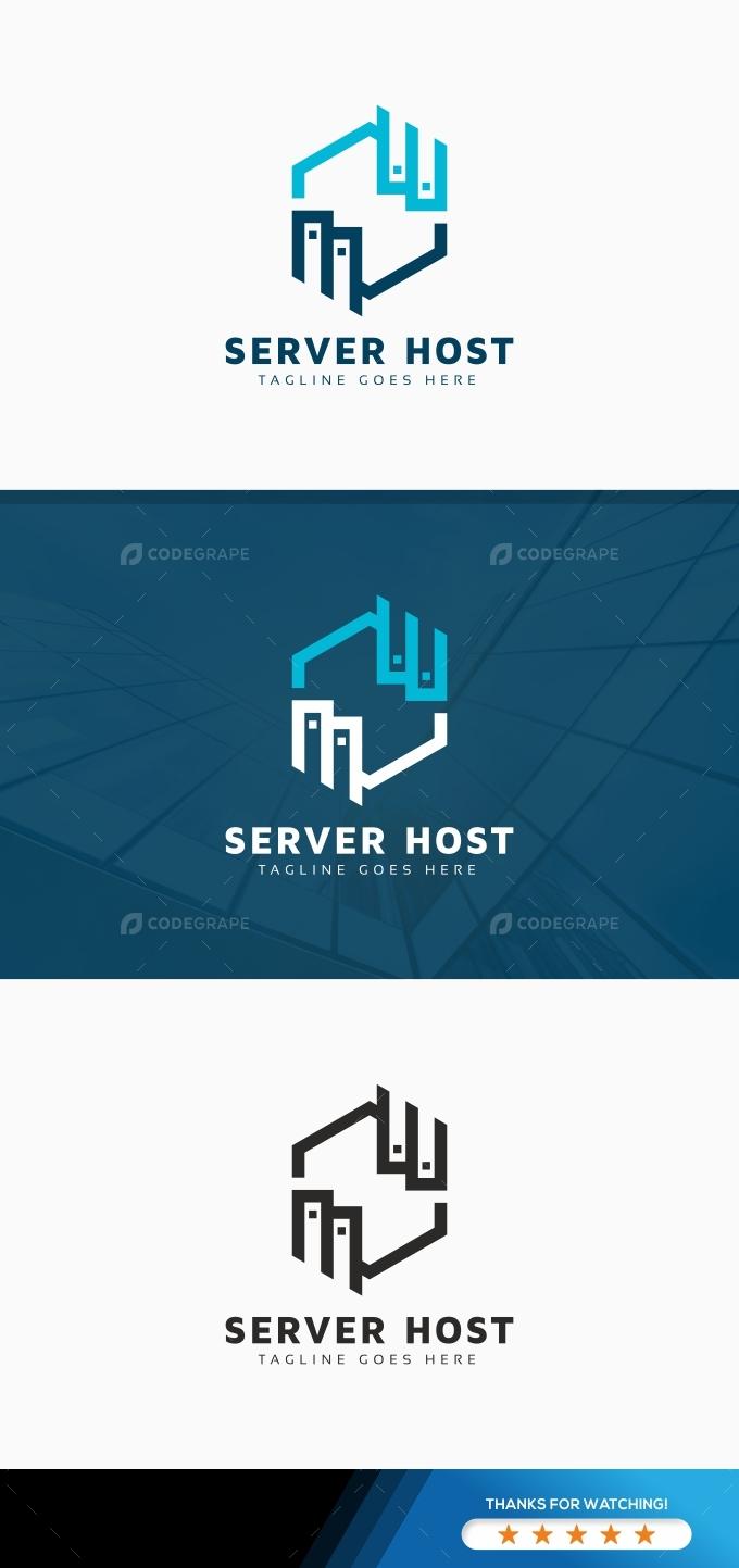 Server Host Logo