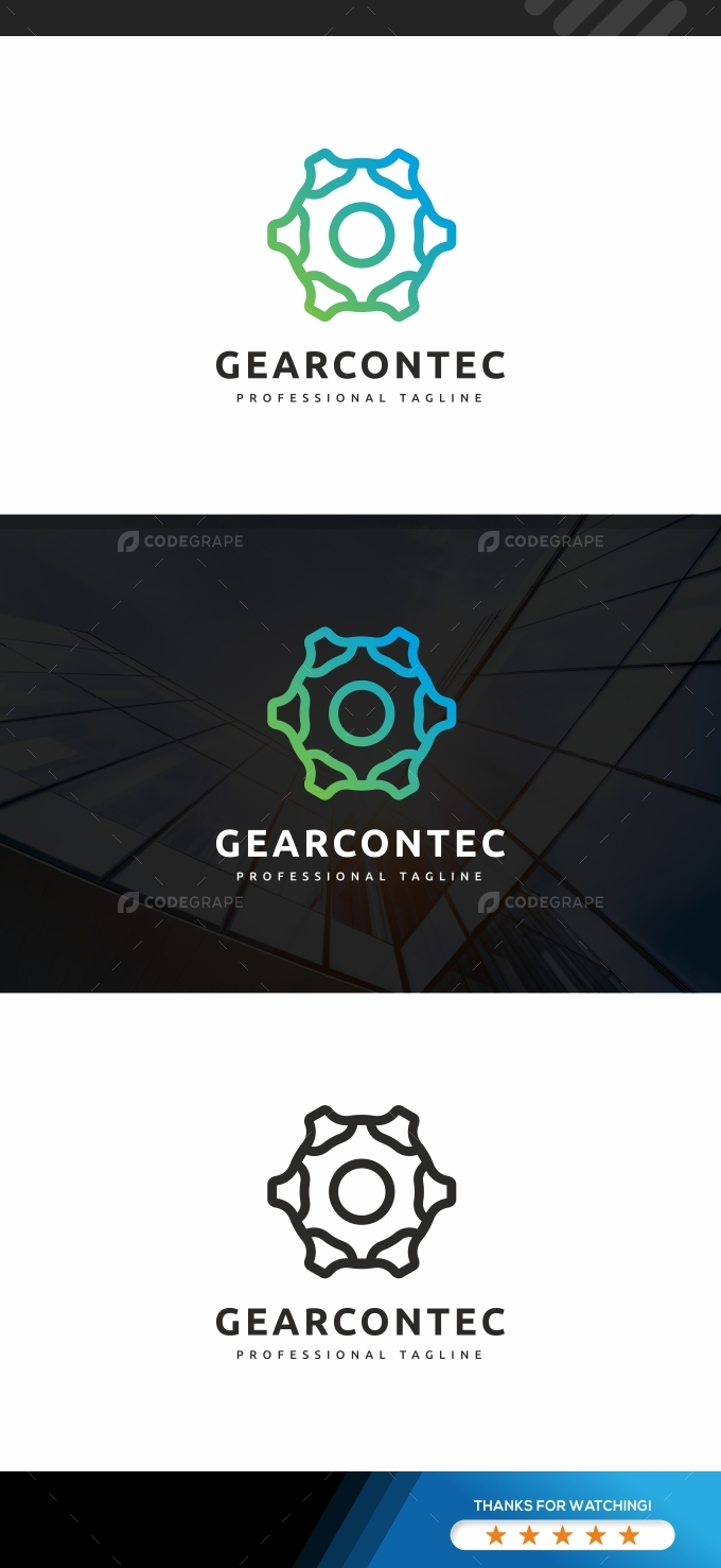 Gear Connect Logo