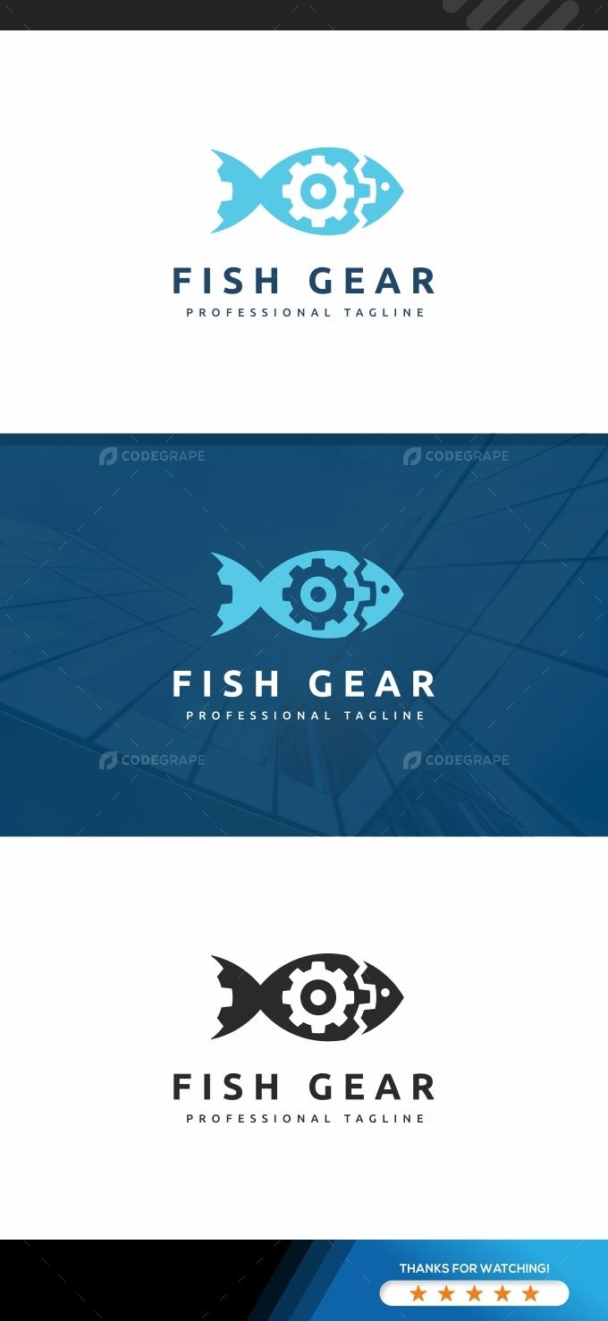 Fish Gear Logo