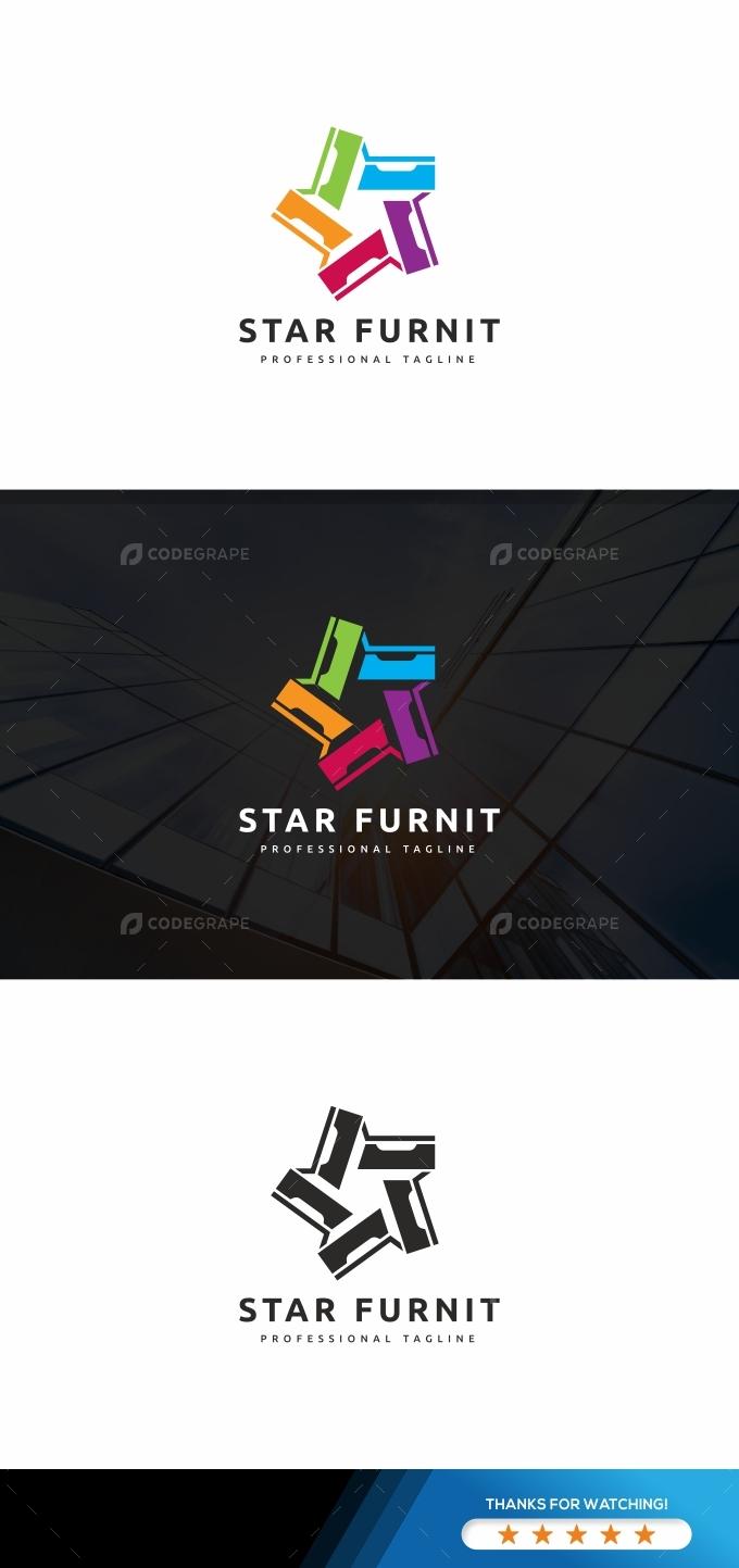 Star Furniture Logo