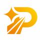 Prestige P Letter Logo