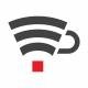 Wi-Fi Cafe Logo