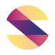 S Letter Colorful Logo