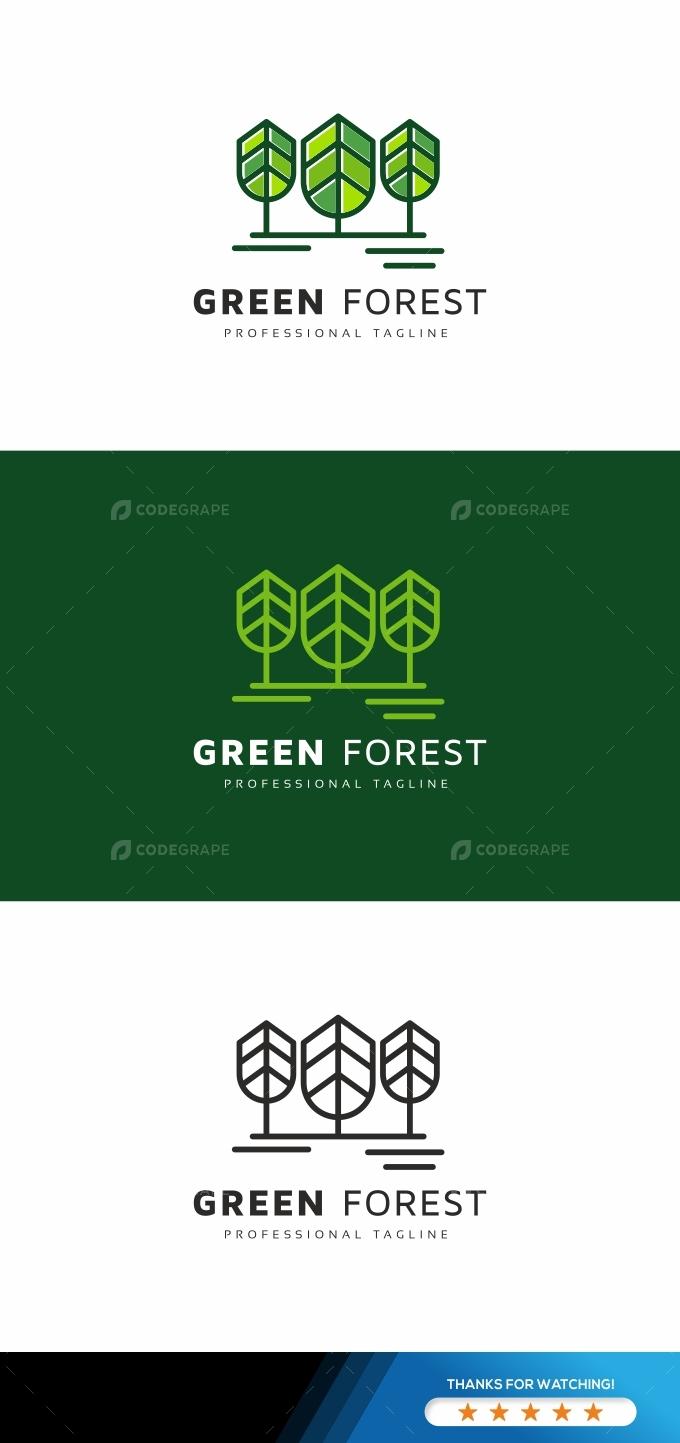 Green Forest Logo